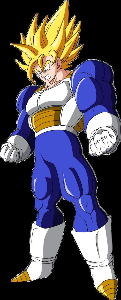 Goku ultra super saiyajin dragon ball wiki - San goku super saiyan 5 ...