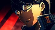 Yu Narukami anime closeup