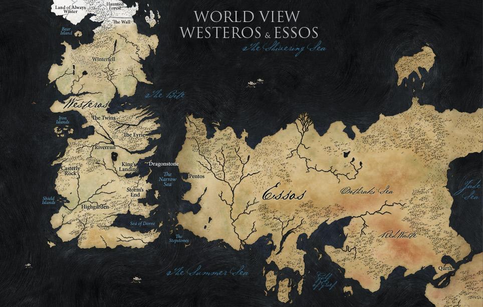 Livre du Monde [Culture et civilisation] Westeros_and_Essos