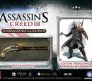Bonus pre-ordine di Assassin's Creed III