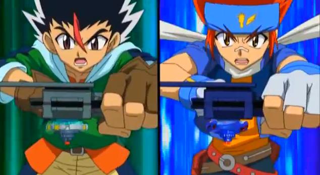 Bild - Gingka vs Masamune.png – Beyblade Wiki -Serie, Game ...