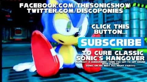 Death Egg Boss Fight Sonic Generations