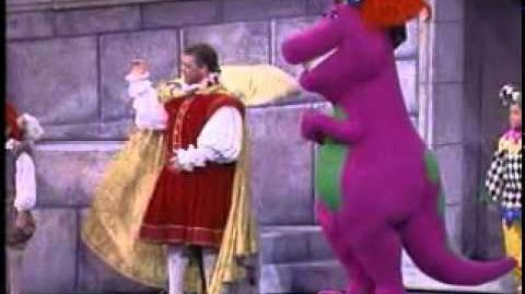 Barney's Musical Castle (Part 6)