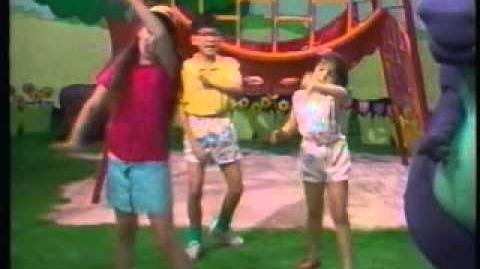 Barney and the Backyard Gang Previews