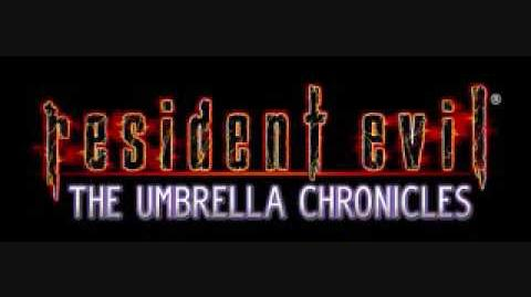 12 The Zombie Who Came in from the Cold - Resident Evil The Umbrella Chronicles OST