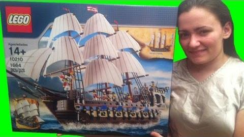 Lego 10210 Imperial Flagship Lego Pirates Review