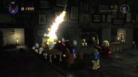 Lego Harry Potter Years 1-4 - Gameplay - PS3 Xbox360