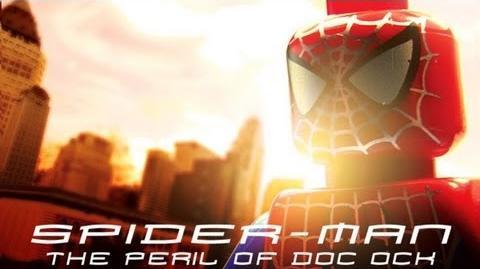 Spider-Man The Peril of Doc Ock