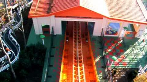 Half Pipe Coaster (Unknown)