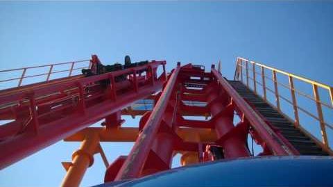 Flashback (Six Flags New England)