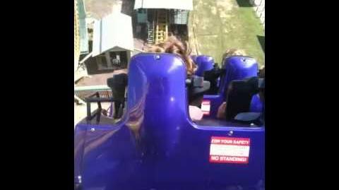 Zoomerang (Alabama Adventure) - OnRide (360p)