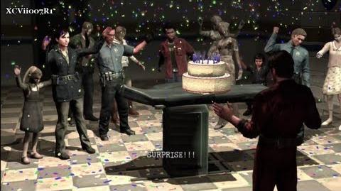 """Silent Hill Downpour - Ending E - """"Surprise!"""""""