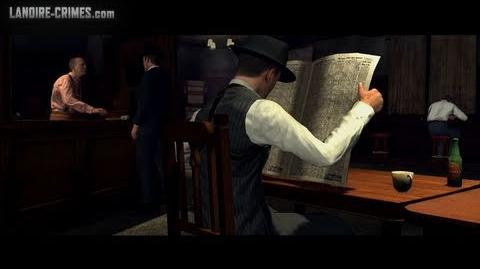 Against the Odds - Street Crime - L.A. Noire