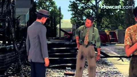 L.A. Noire Walkthrough Part 96