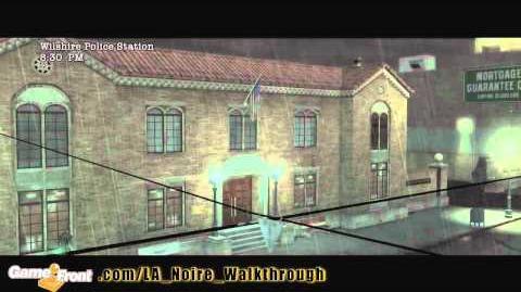 LA Noire Walkthrough - PT. 93 - Story Mission 21 - A Different Kind of War - Part 3