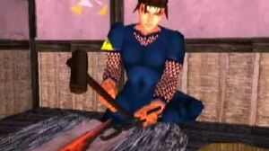 Soul Blade ( PSX ) Taki ending