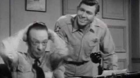 Don Knotts - Funniest Moments as Barney Fife