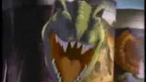 McDonalds Jurassic Park Commercial