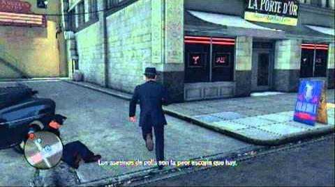 L.A Noire - Asesino de policías