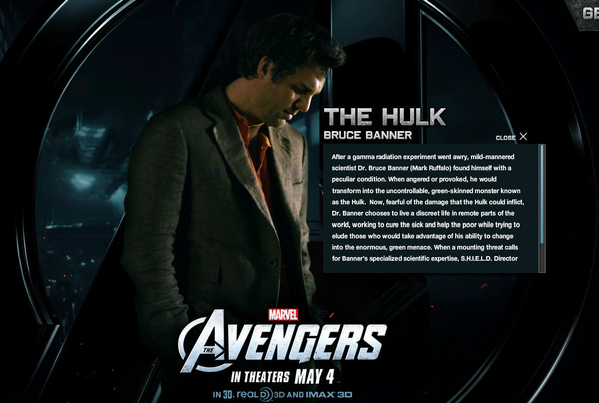 bruce banner dating Limit my search to r/marvelstudios  bruce banner and natasha romanoff relationship  banner moved back to the us and started dating,.