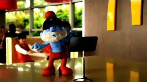 The Smurfs Happy Meal - Work Song