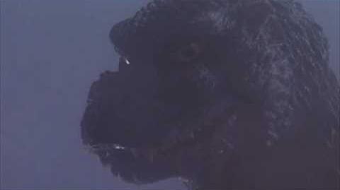 Godzilla 1992-1995 Roars