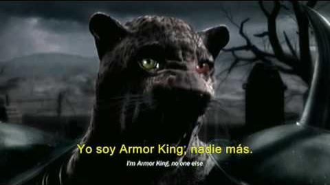 Tekken 6 Armor King Ending con subtitulos en español