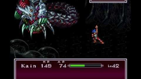 Breath of Fire 2 Nightmare- Ryu and Barubary one-on-one Fight