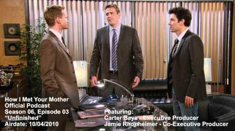 How I Met Your Mother - Unfinished Podcast