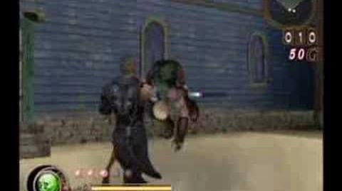 PS2 God Hand Trailer 1