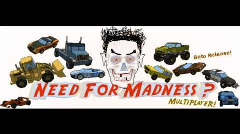Car Select (Need For Madness Multiplayer)