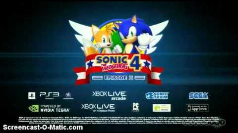 Sonic the Hedgehog 4: Episode II videos