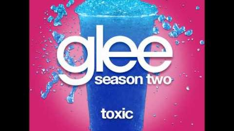 Glee - Toxic (DOWNLOAD MP3)