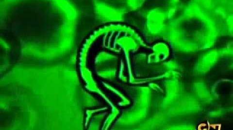 Ben 10 Alien Force Ghostfreak Transformation