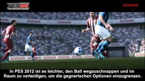 Pro Evolution Soccer 2012 Ankündigung