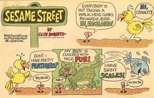 SesameStreetcomicstrip