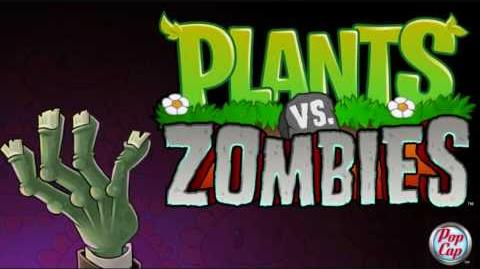 Plants VS. Zombies Music Ultimate Battle
