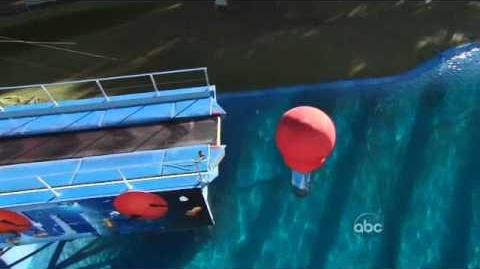 """ABC's """"Spring Wipeout"""" - sneak preview!"""
