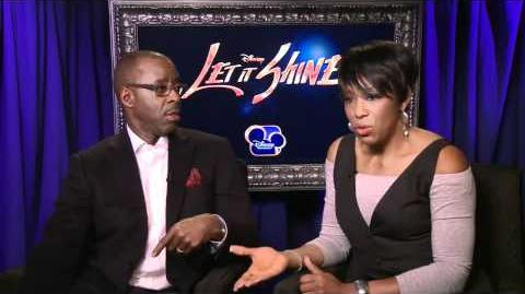 """Let It Shine"" Interview with Courtney B Vance & Dawnn Lewis"