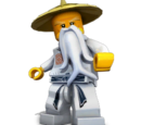 Ninjago Monastery NPCs