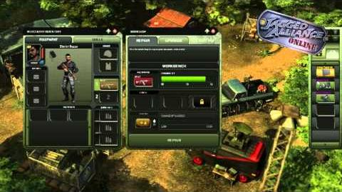 Jagged Alliance Online - Walkthrough