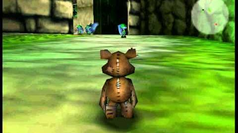 Conker's Bad Fur Day Glitches Number 2