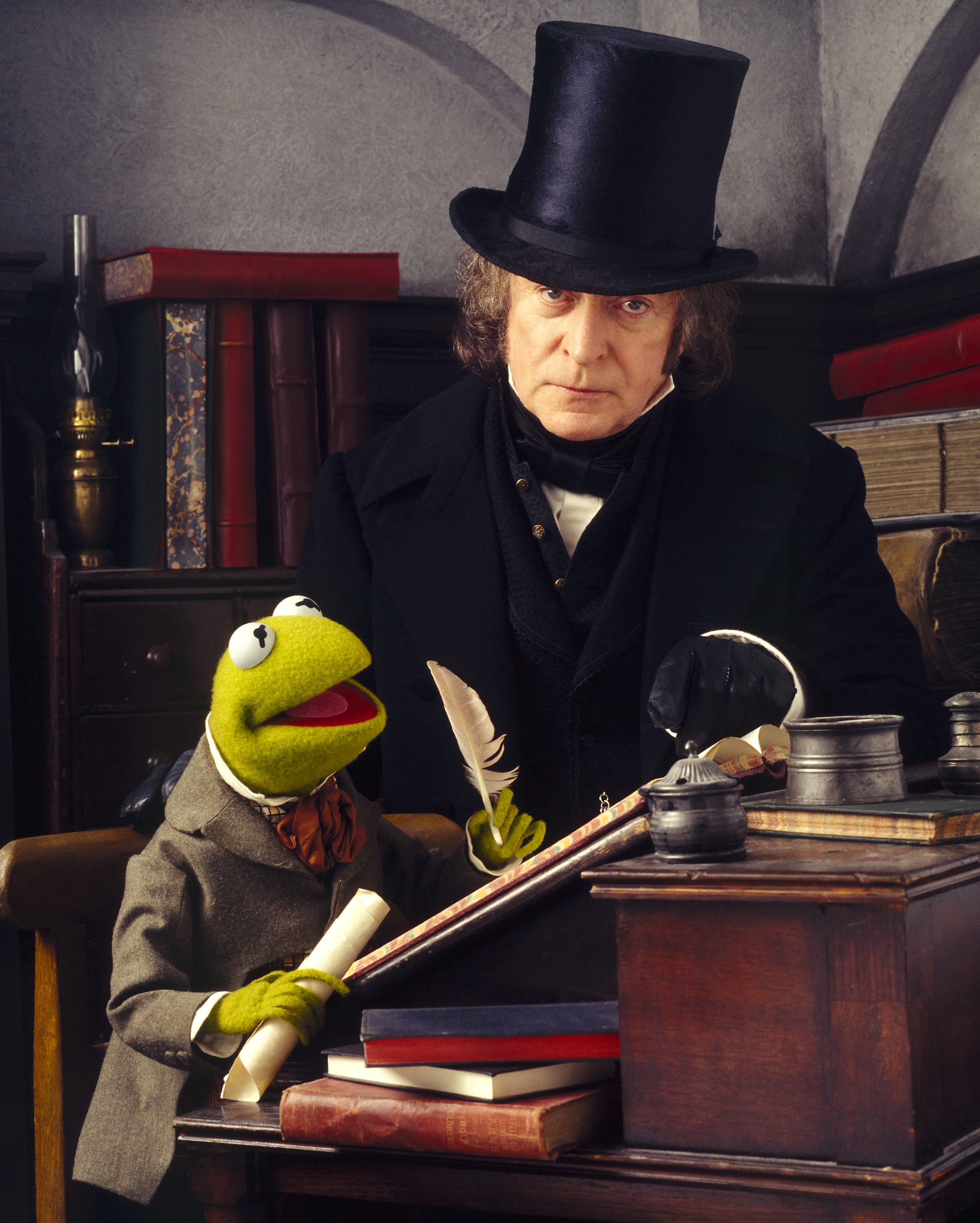 Ebenezer Scrooge Muppet Wiki