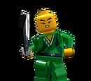 The Ninja Masters