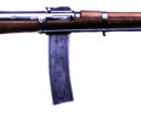 Ribeyrolles 1918 automatic carbine