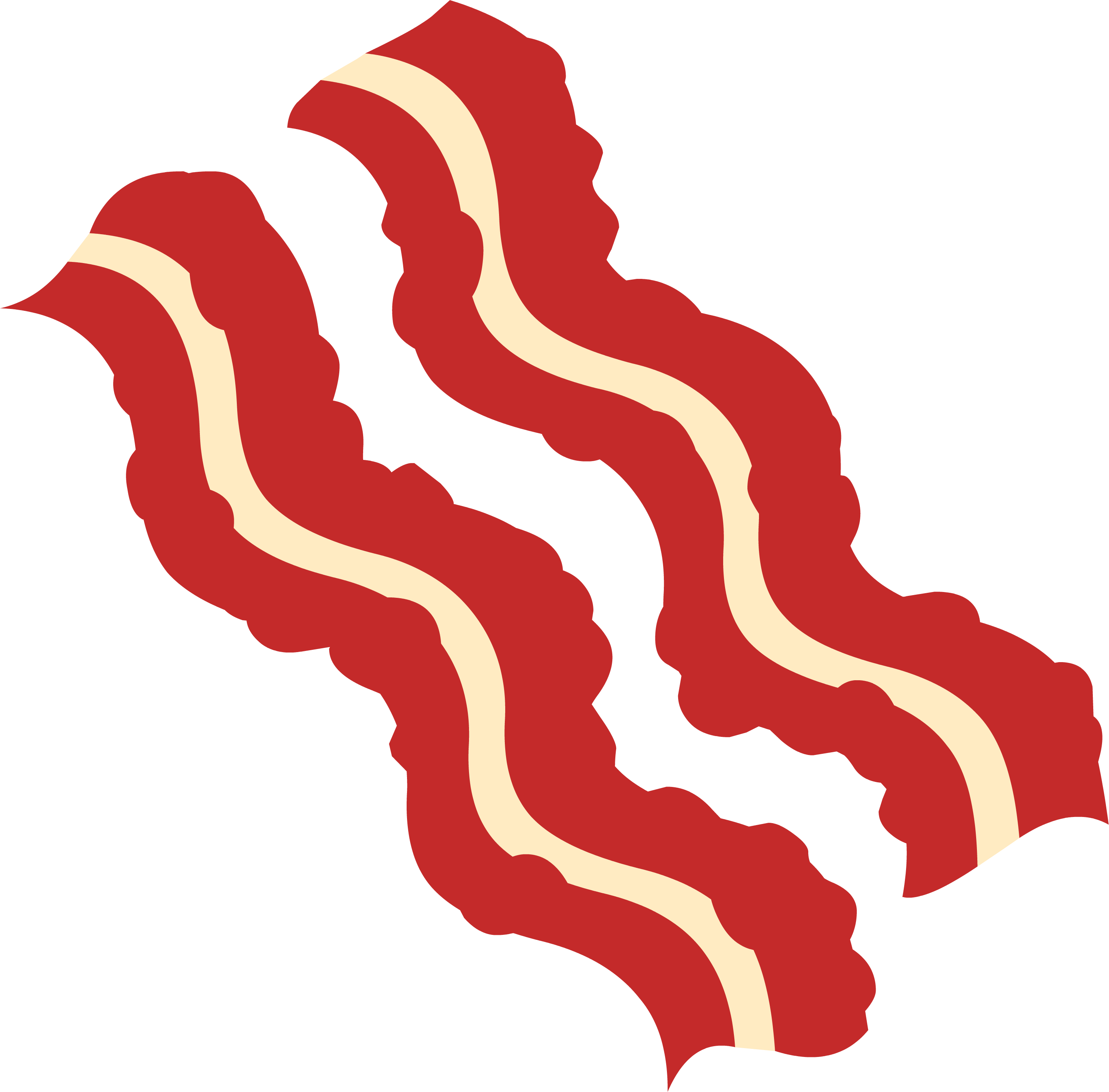 Clip art bacon file ponymaker bacon png