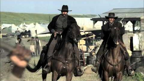 Hell on Wheels - New AMC Series Trailer
