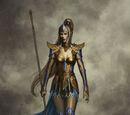 Doncellas de la Reina Eterna