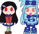 Dark Pretty Cure Galaxy