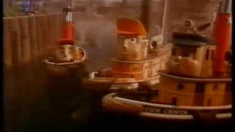 Salty's Lighthouse (TUGS) - Boomer the Jinxed Tug
